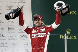 """Sebastian Vettel soddisfatto: """"Grande risultato, ma possiamo ancora migliorare"""""""