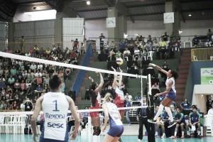 Rio de Janeiro derrota San Martin no Sul-Americano e chega invicto à semifinal