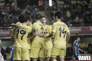 Fotos e imágenes del Villarreal 2 - 1 Getafe, de la 12ª jornada de la Liga BBVA