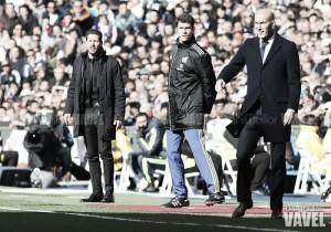 Zidane vs Simeone: un duelo más que táctico