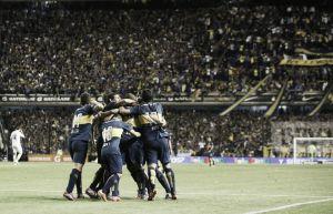 Na estreia de Arruabarrena, Boca vence o líder Vélez de virada
