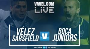 Vélez Sarsfield vs Boca Juniors en vivo online por Superliga Argentina (0-4)