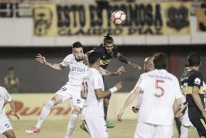 Boca venció a Nacional en el primer amistoso