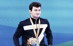 Bocciardo vola in vasca, l'Italia conquista il secondo oro Paralimpico