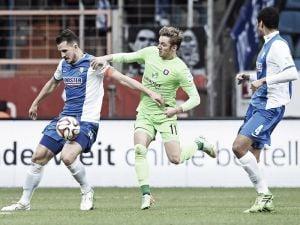VfL Bochum 1-1 Erzgebirge Aue: Honours even in relegation clash