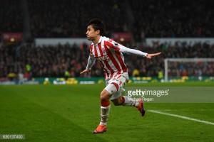 Bojan leaves Stoke City for Mainz on loan