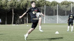 """Bojan Krkic: """"Estamos activos en tres competiciones y debemos ir a por ellas"""""""