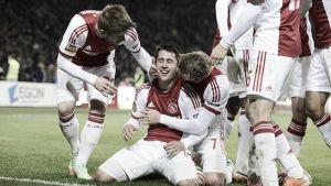 AZ, Ajax, NEC y PEC Zwolle, a semifinales de la Beker