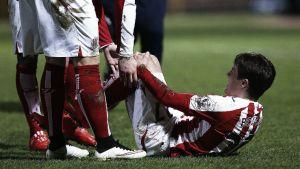 El Stoke City pierde a Bojan para lo que resta de temporada