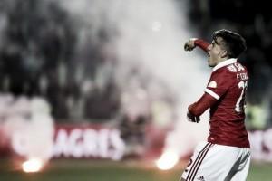 Cervi brilha e Benfica soma mais 3 pontos