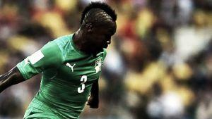Boka, seleccionado para los dos próximos partidos de Costa de Marfil