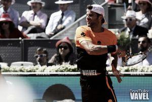 Cal y arena para el tenis italiano