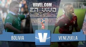 Resultado Bolivia - Venezuelaen en Eliminatorias Mundial (4-2)