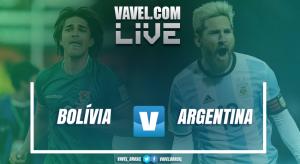 Partida Bolívia x Argentina nas Eliminatórias da Copa do Mundo 2018