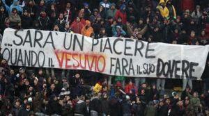 Bologna-Napoli e i cori della vergogna