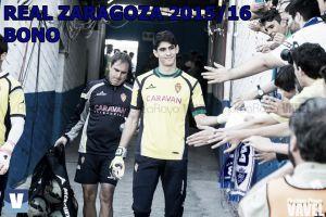 Real Zaragoza 2015/16: Bono
