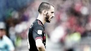 Milan - Il terribile momento di Leonardo Bonucci