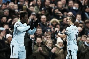 The attacking partnership: Can Agüero and Bony work together?