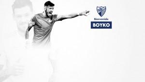 Boyko cierra la plantilla blanquiazul