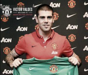 """Valdés: """"Ahora soy un ciudadano de Mánchester"""""""