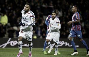 Lacazette dispara al Lyon hacia el liderato