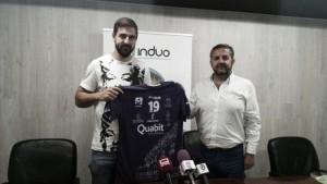 Quabit Guadalajara y SD Teucro se refuerzan