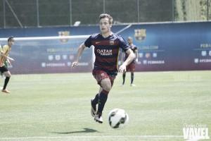 Enric Franquesa se va cedido al Sabadell