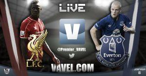 Liverpool vs Everton en vivo online