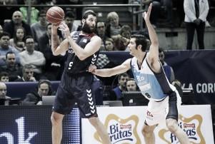 El Baskonia suda para vencer al Obradoiro y pasa a semifinales