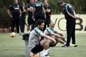 Francia - Portugal: primer examen de Fernando Santos