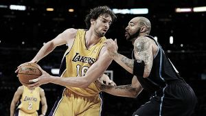 Carlos Boozer será el sustituto de Pau Gasol en los Lakers