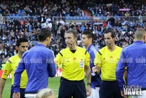 Fernández Borbalán, el elegido para arbitrar el Real Madrid - Barcelona