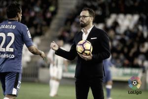 """José Bordalás: """"A partir del primer gol todo ha sido mucho más fácil"""""""