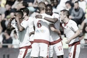 Bordeaux vence Nantes fora de casa e se consolida na briga por Europa League