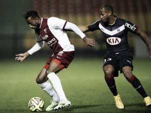 Bordeaux empata com Metz e perde chance de encostar na briga por uma vaga na Europa League