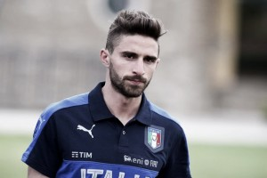 Fabio Borini left out of Italy's Euro 2016 squad