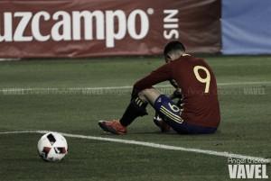 Anuario VAVEL Selección Española 2016: Borja Mayoral, el gol en el punto de mira