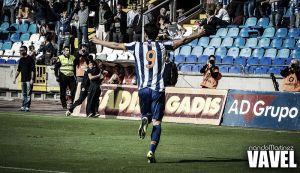 El Real Zaragoza pone la mirada en Borja Bastón