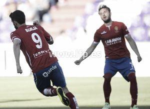El Zaragoza noquea al Pucela