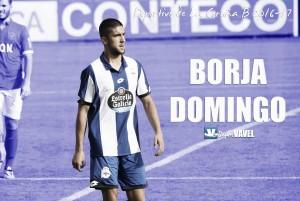 Deportivo de La Coruña B 2016/17: Borja Domingo