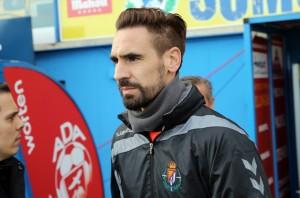 """Borja: """"Hay equipo, jugadores y calidad para estar ahí arriba"""""""