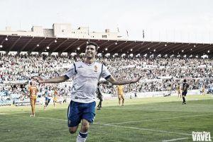 Borja Bastón, el mejor frente al Alavés según la afición