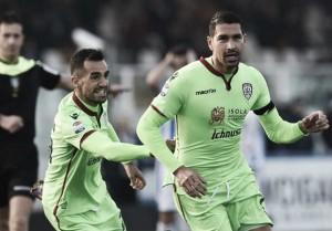 Cagliari, testa al Chievo. Niente di grave per Borriello, sirene turche per Di Gennaro