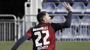 Cagliari, Borriello rompe con Rastelli