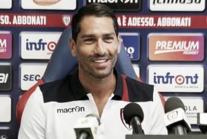 """Cagliari, parla Borriello: """"Qui a Cagliari sto da re, non mi muovo"""""""
