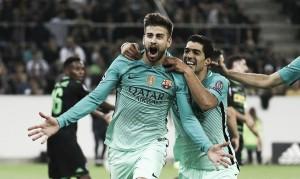 Borussia Mönchengladbach - FC Barcelona: puntuaciones del Barça, Champions League