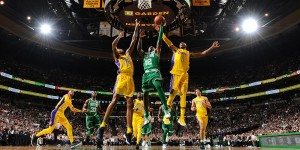 NBA - Boston infila la decima, Lakers al tappeto al Garden (107-96)