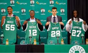 Boston Celtics Off-Season Outlook