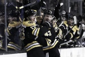 Los Bruins, nuevo equipo de playoffs