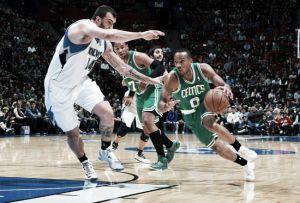 Los Timberwolves ahondan aún más en la crisis de Boston
